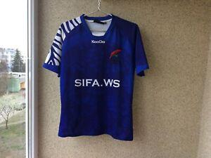 Samoa Home Rugby Union Shirt 2010/2011 Jersey M Kooga Camiseta