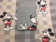 Housse De Couette + 1 Taie D'oreiller Mickey Disney 1 Personne (no CTI)