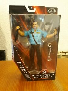 WWE - ELITE NETWORK SPOTLIGHT BIG BOSS MAN ¡NUEVO! - EL POLI LOCO - WWF