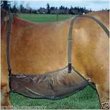 Cashel Quiet Ride Horse Fly Belly Guard Protection Flysheet Net Sheet Protect