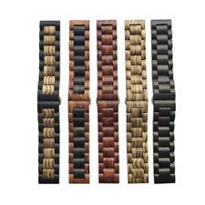 Wooden Wrist Band Strap Wood Wrist Bracelet For Apple Watch Series 32145 38/42mm