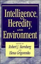 Intelligence, Heredity and Environment by