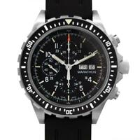 47mm Marathon Swiss Made CSAR - 300m Automatic Pilots Chronograph Watch ETA 7750