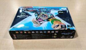 NEW: NVIDIA GeForce 6200 AGP 8X XFX Play Hard 512MB DDR2 Vintage Stock Original
