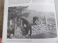 DRY STONE WALLS A PROBLEM? SUPER NEW STEP BY STEP GUIDE TO BUILDING REPAIR ETC