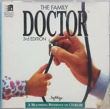 The Family Doctor 3rd Edition For Windows 3.1 & 95 (PC) Medical & Health Info