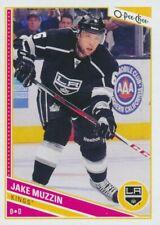 2013-14 O-Pee-Chee #252 JAKE MUZZIN - Los Angeles Kings
