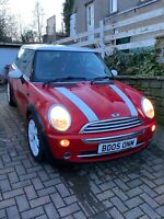 Mini Cooper 3 Door Hatchback not quite spares and repairs but close!!!