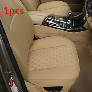 Car Seat Cover PU Leather Front Set Full Surrounding Cushion Protector Interior