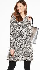 V by Very Long Sleeve Swing Dress Size 14 rrp £20 LS077 AA 16