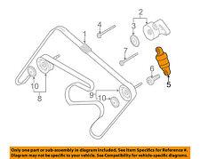 PORSCHE OEM 09-15 Cayenne-Serpentine Drive Fan Belt Tensioner 94810226121