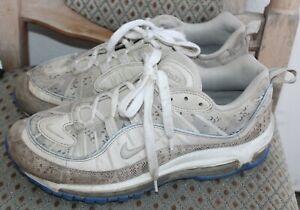 Nike Air Max 98 Damen Sneaker Schuhe Laufschuhe Sport Größe 40,5 weiß