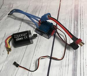 Reedy 3300KV Brushless Motor SC700-BL ESC Combo Great Condition RTR