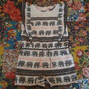 Ex High Street Combi Pom Pom Trim summer short Enfants Bracelet Ange Pour Filles