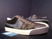 2007 Nike Dunk BLAZER LOW PREMIUM SB U2 BAROQUE BROWN BLACK CREAM WHITE NEW 11