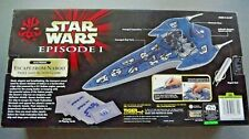 Star Wars Episode 1 Escape From Naboo - Electronic Skill/Action Game Tiger 1999