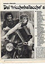 Ga30  Clipping-Ritaglio 1983 Antonio e Marcello