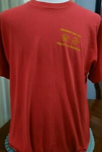 Northwest Navy 1998 University of Washington T shirt XL 46 chest USMC USN