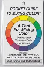 Pocket Guide to Mixing Color - perfect for deciding on a colour scheme