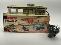 Vintage 1969 HOT WHEELS Sizzlers Power Pit With Box UNTESTED AS IS