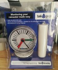 Rain Harvesting Tank Level Gauge Rainwater Monitor Fast Shipping from Sydney