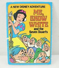 Personalized Children's Books Me, Snow White And The Seven Dwarfs (1974)