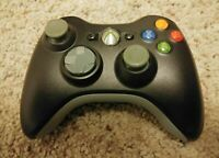 Official Original OEM Original Microsoft Xbox 360 Wireless Controller Black