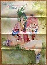 �VeryRare】Macross7 Robotech Anime B2 size Original Poster