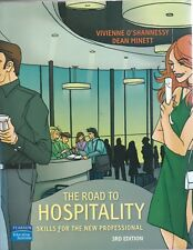 THE ROAD TO HOSPITALITY - Vivienne O'Shannessy, Dean Minett - 3rd Edition