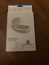 Pioneer Pet Replacement Filters for Pet Fountains 3 filters