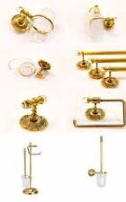 Accessori Dorati Per Bagno.Set Di Accessori Da Bagno In Cristallo Acquisti Online Su Ebay