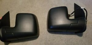 Ford econoline tow mirrors