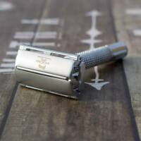 Mo Bro's Butterfly Safety Razor | High Quality Metal with a Premium Finish
