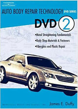 Auto Body Repair Technology DVD 2 Brand New and Sealed