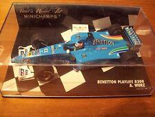 1/43 2000 BENETTON PLAYLIFE B200 Alex Wurz