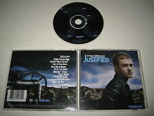 JUSTIN TIMBERLAKE/JUSTIFICADO(JIVE/9224622ACP)CD ÁLBUM