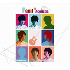 SUNGHA JUNG (JUNG SUNG HA) - Paint It Acoustic (Vol. 3) CD