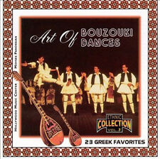 Art of Bouzouki Dances by the Athens Popular Orchestra