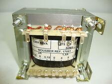 TRANSFORMADOR DE RADIO ANTIGUA 275-0-275MA 40VA PARA 4 VALVULAS. R1-17051 -
