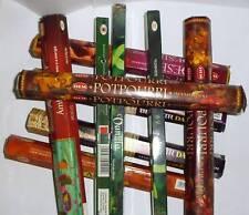 indische Götter Set Räucherstäbchen - 6 verschiedene HEM - incense sticks