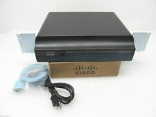 CISCO 1941/K9 2-Port Gigabit Integrated Services Router ios-15.7 CISCO1941/k9