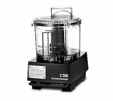 Waring Commercial WFP11SW Space-saving Batch Bowl Food Processor With