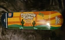 "Brand New 8.25"" Daewon Song Cooler Pop Thank You Skateboard Sealed Deck"