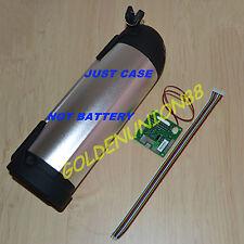 DIY Aluminum CASE + BMS  for 36V bottle kettle e-bike electric bicycle battery