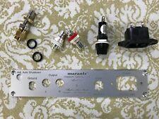 Custom Marantz 6300 Back Panel Electronics Upgrade Kit