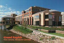 Van Andel Museum Center, Grand Rapids Michigan, Chaffee Planetarium --- Postcard