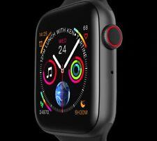 Smart Watch Series 4 2020 IWO 10 Heart Rate Monitor - Apple Watch clone - Nero