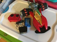 Up for Auction Is A Tonka XRC R/C TireStorm 9.6V 27mHz Red/Black