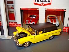 1957 CHEVROLET SEDAN DELIVERY 2 DOOR WAGON LIMITED EDITION 1/64 1950'S CRUISER