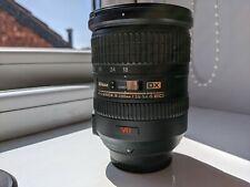 Nikon  AF-S DX NIKKOR 18-200mm f/3.5-5.6 G ED VR SWM IF Aspherical.
